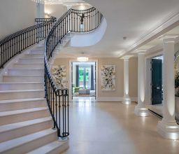 New build mansion, Surrey
