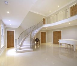 New build country house, Buckinghamshire