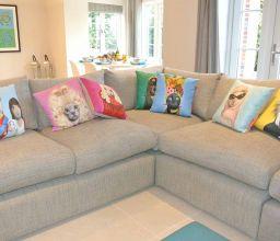 Development of four family homes, Hertfordshire