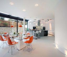 Underground eco house, <br>Hertfordshire