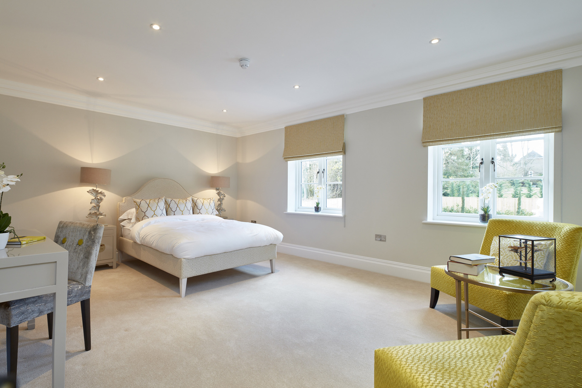 Two luxury houses hertfordshire cox co welcome to for Co interior