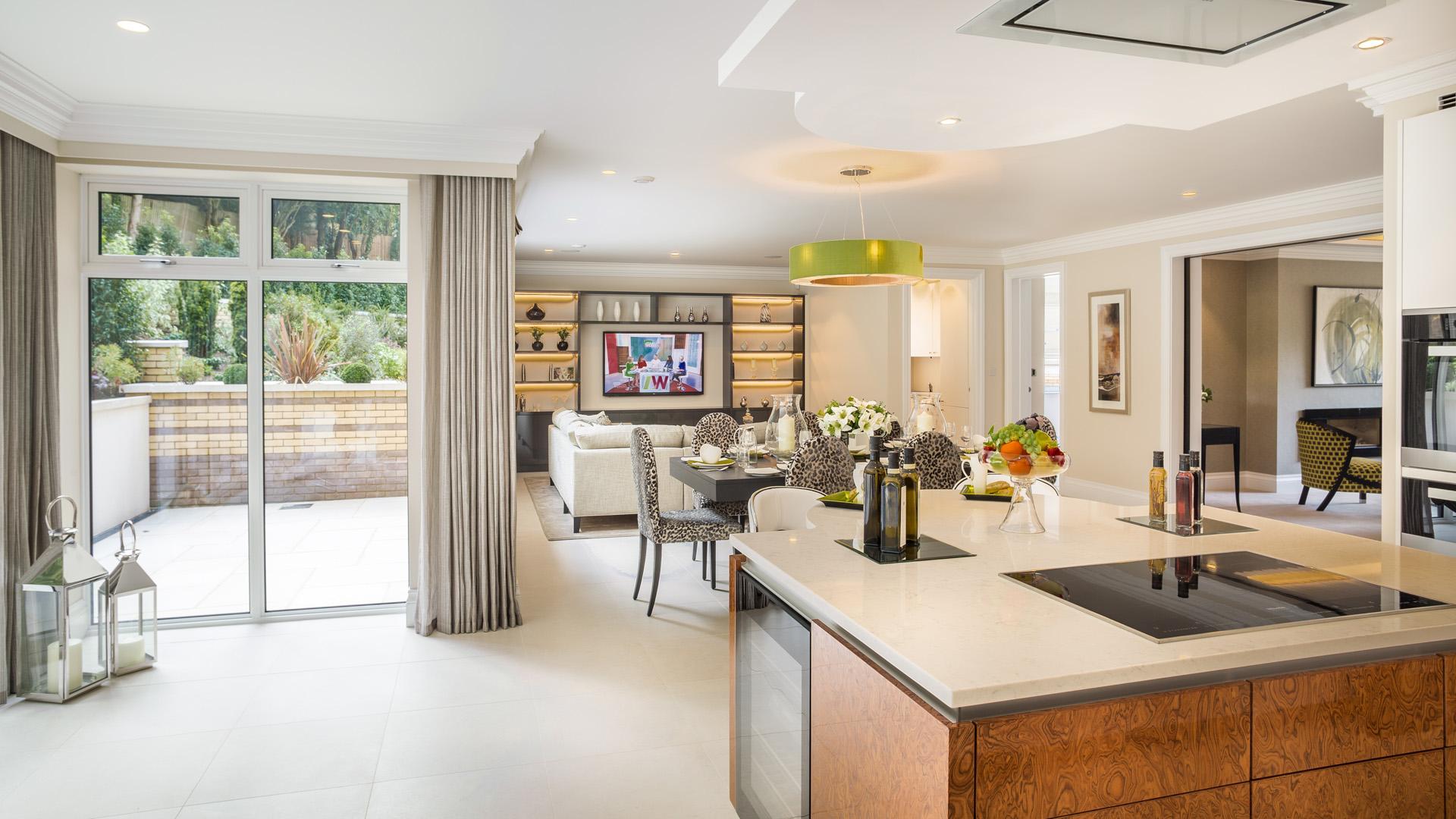 Development of five luxury apartments buckinghamshire for Co interior