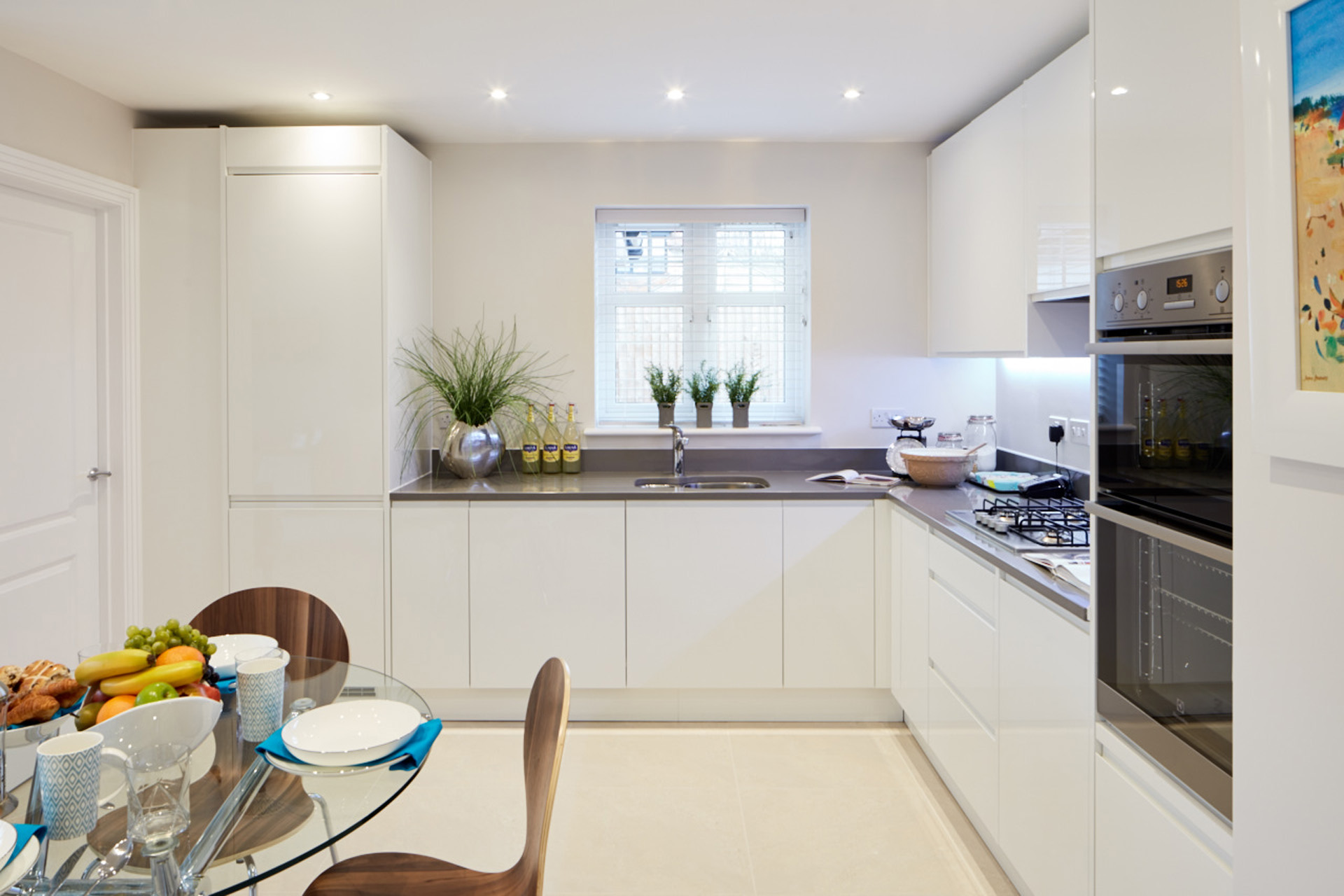 Development of four detached family homes buckinghamshire for Co interior